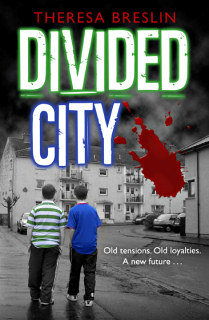Divided City cover