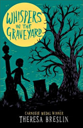 Whispers in the Graveyard cover