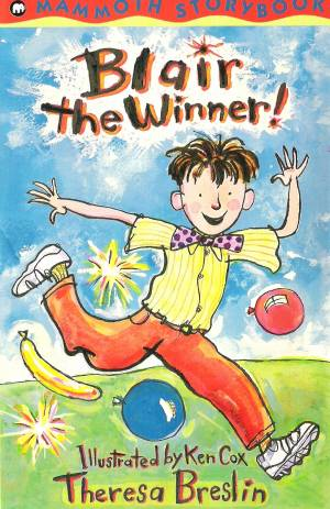 Blair the Winner by Theresa Breslin