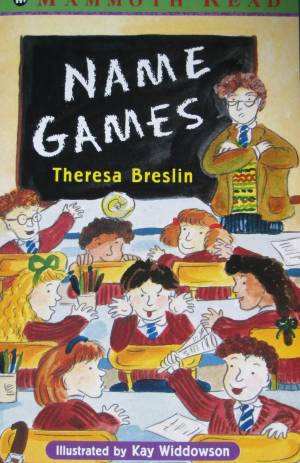 Name Games by Theresa Breslin