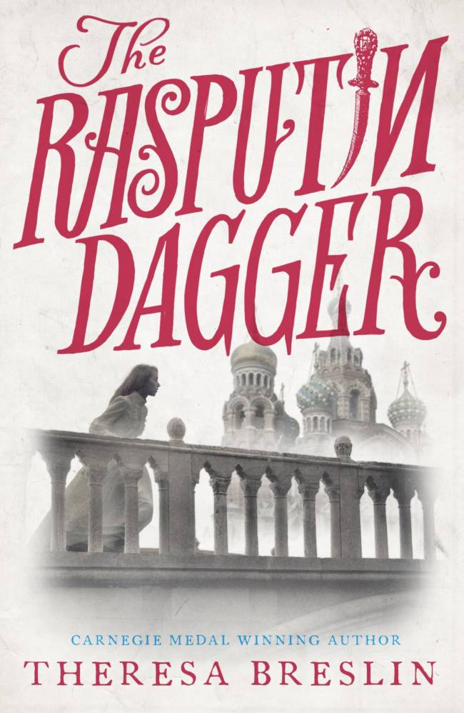 The Rasputin Dagger by Theresa Breslin