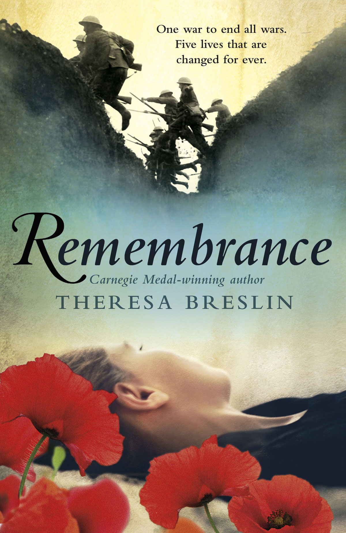 Remembrance book and war