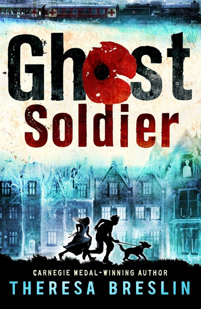Ghost Solder by Theresa Breslin