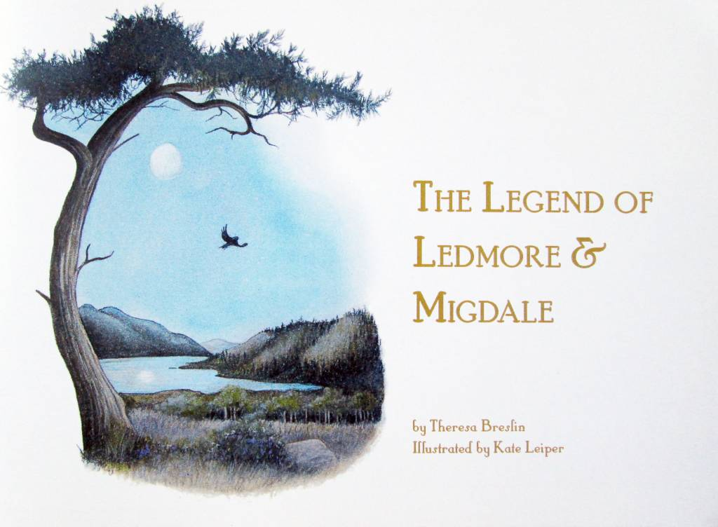 The Legend of Ledmore & Migdale by Theresa Breslin and Katie Leiper